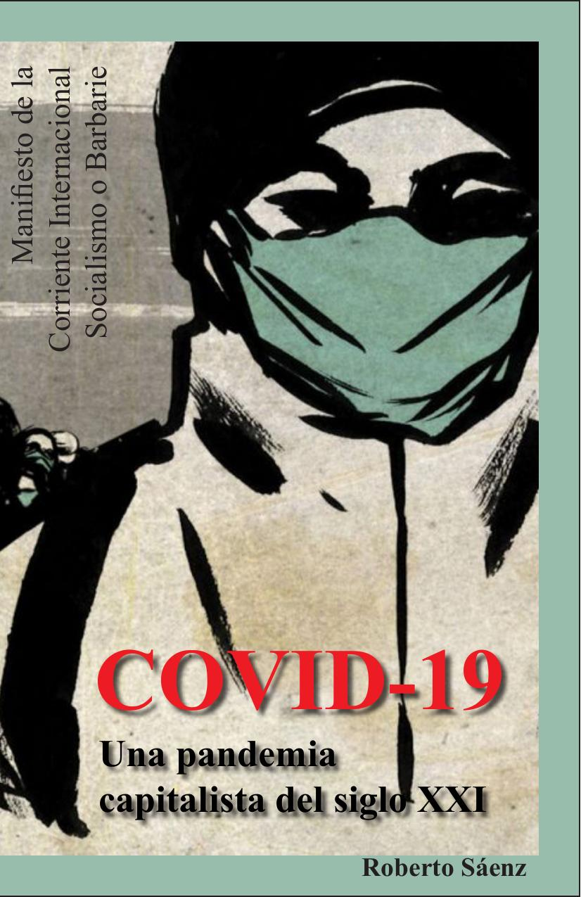 Cover of Covid 19: Una pandemia capitalista
